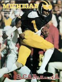 Anthony 'The Darter' Carter at Michigan