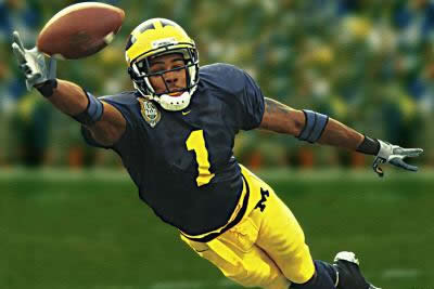 Braylon Edwards Michigan