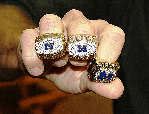 1 - Michigan Rings