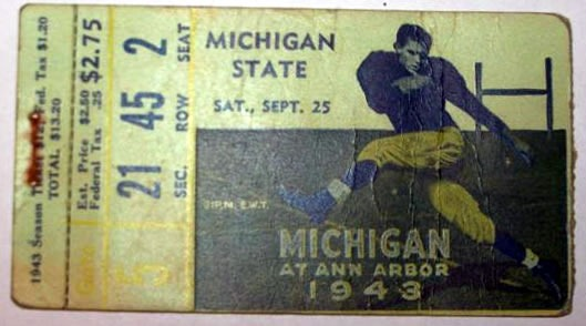 1943 Michigan State