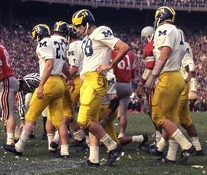 1968 Michigan football