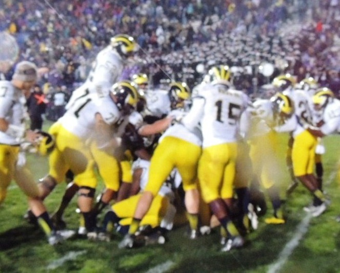 Pile Up Northwestern