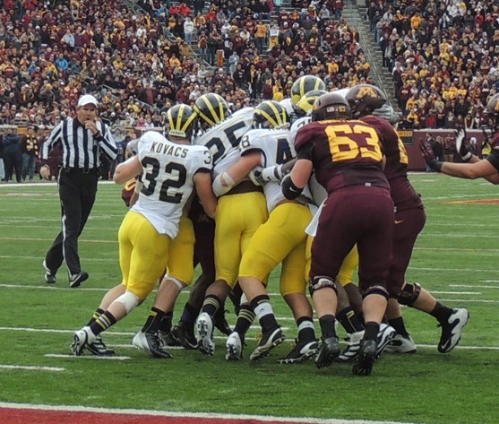 Michigan Gang Tackle