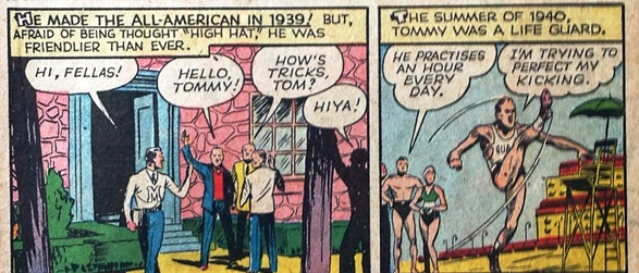 Tom Harmon - Lifeguard