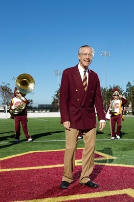 Arthur Bartner USC Band Director