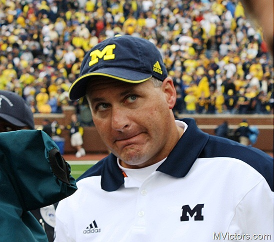 rich rodriguez umass postgame michigan