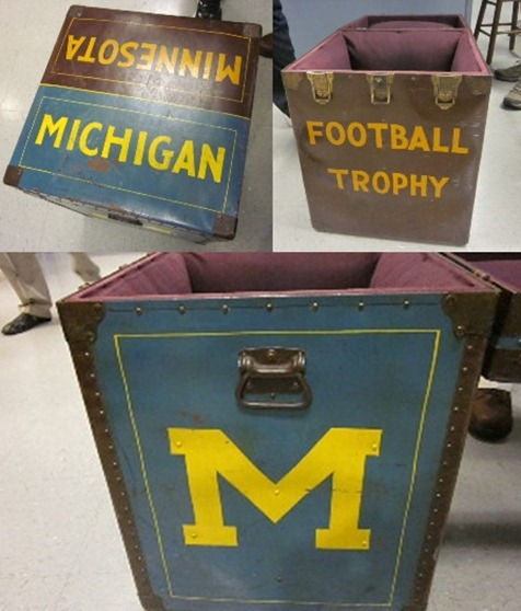 Little Brown Jug Chest