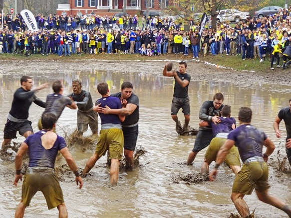 SAE Mud Bowl 2012 - Michigan - photo via Geoff Voss