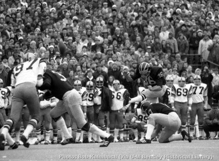 Mike Lantry 1972 Purdue