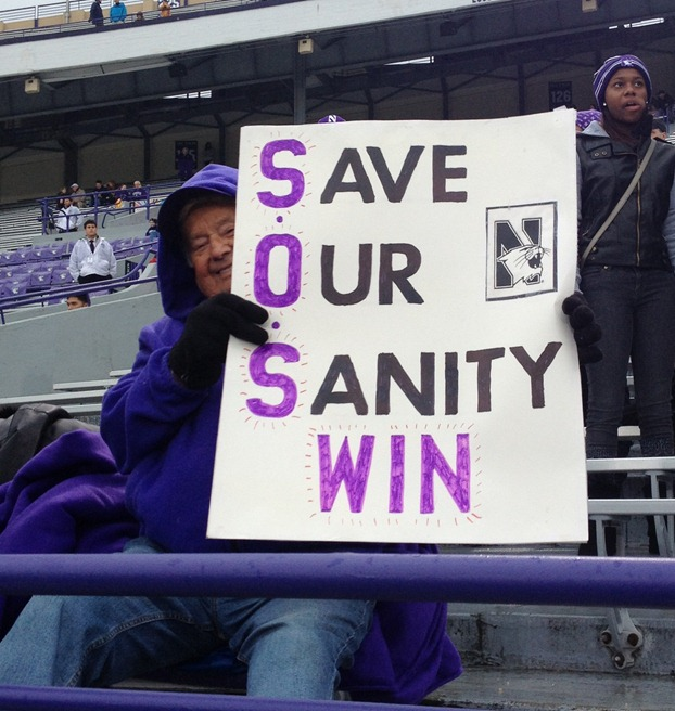 Save Our Sanity - Northwestern