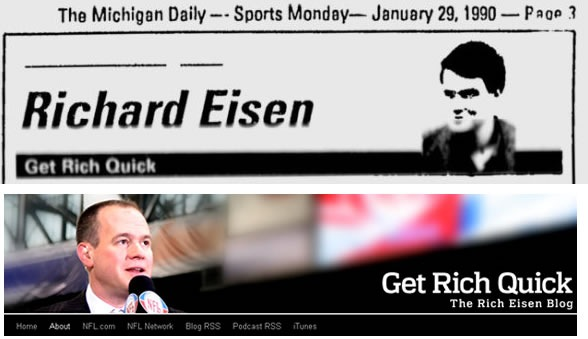 eisen daily and today