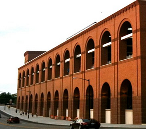 Michigan Stadium West facade