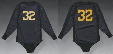 1931 Michigan football jersey