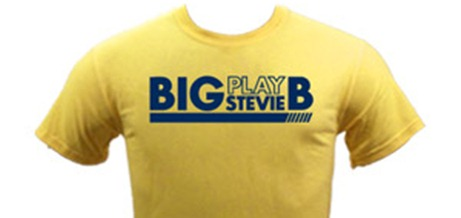 stevie brown t shirt
