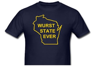 Wurst State Ever