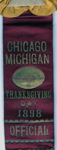 1898 Officials Ribbon