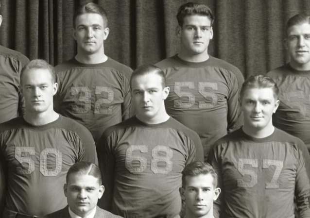1930 Michigan Football Jersey