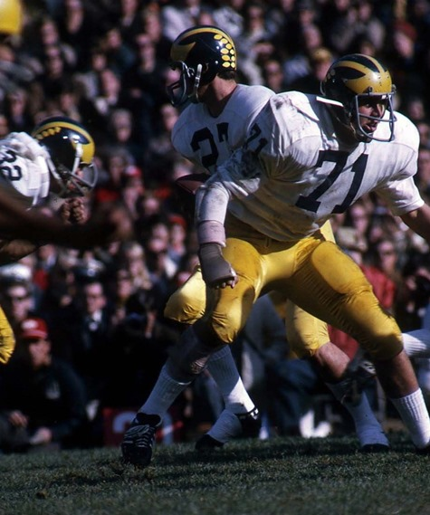1970 Michigan Football
