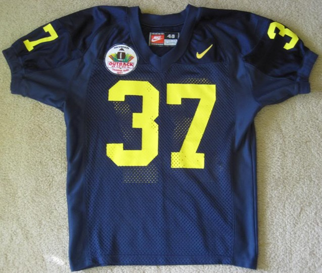 1997 Outback Bowl Jersey