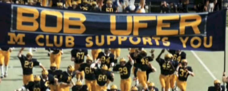 Bob Ufer Michigan Banner
