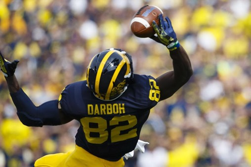 Darboh catch