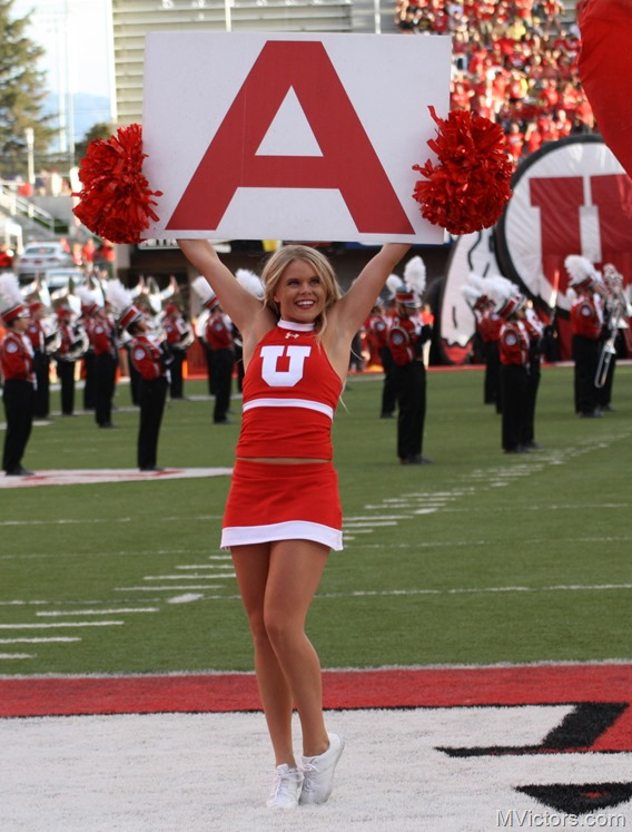 Utah Cheerleader