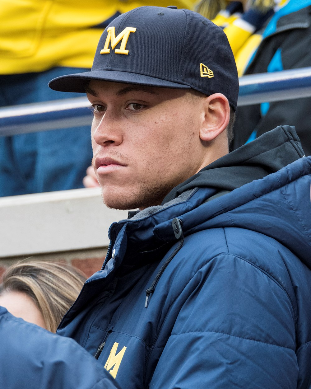 Aaron Judge Michigan Football