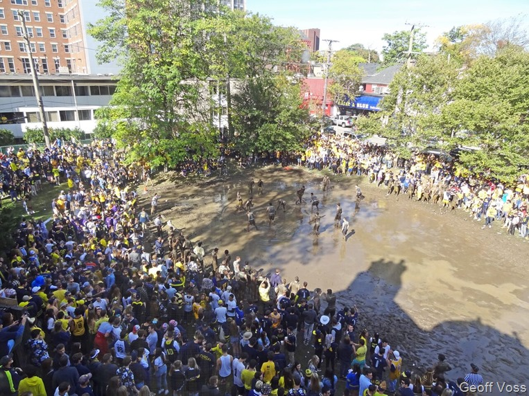 SAE Michigan Mudbowl
