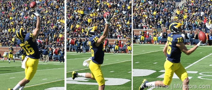 Jack Wangler one-handed catch
